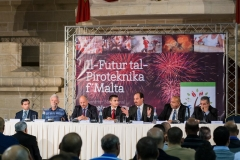Pyrotechnics Seminar