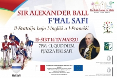 Sir Alexander Ball Safi