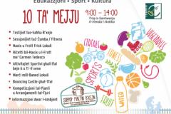 Zabbar Agri Health Fest