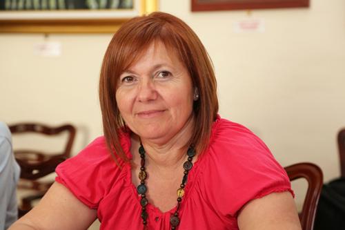 Ms Joan Agius